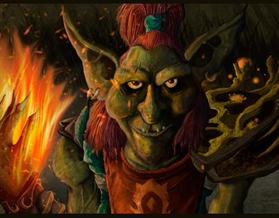 WoW Goblin Fanart