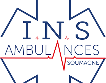 INS Ambulances - Logo