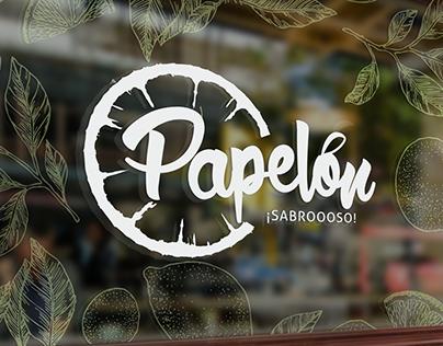 PAPELÓN [ branding ]