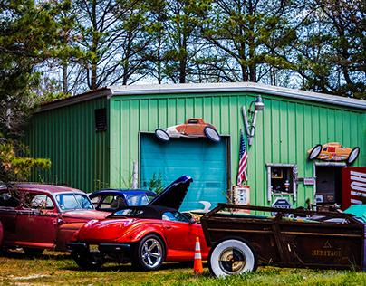 Old Automotive Shop