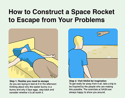 Guide: How to Escape from Your Problems