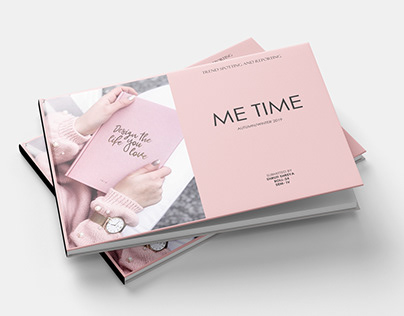TREND BOARDS- ME TIME