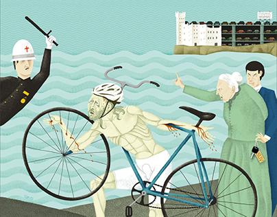 Editorial illustration for Bora.la