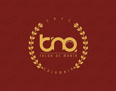 Branding Cafe Tolda De Marìa