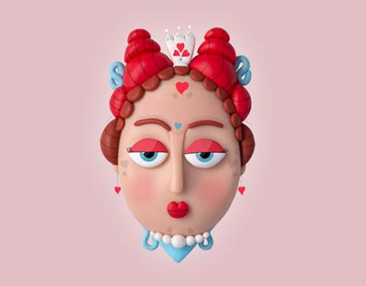 Queen rules - an indie clay art iOS game
