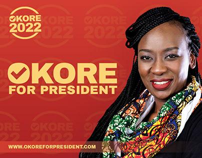 Okore for President
