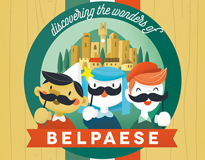 Discover the wonders of BELPAESE