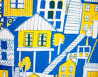 Valparaiso Poster