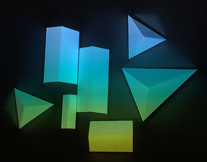 Projection Mapping Experiment