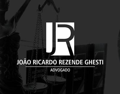 Identidade Visual | Advogado João Ricardo Ghesti