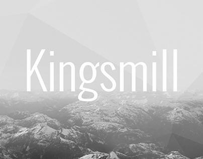 Kingsmill Homes - Brand and Website Design