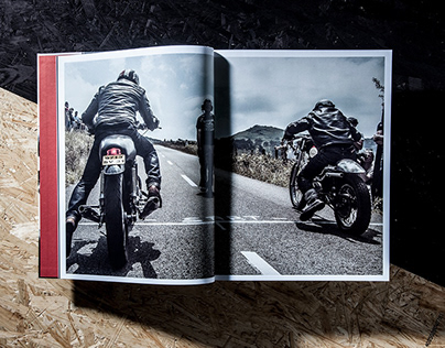 MOTORCYCLE PASSION BOOK