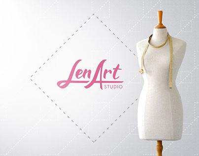 Len Art studio
