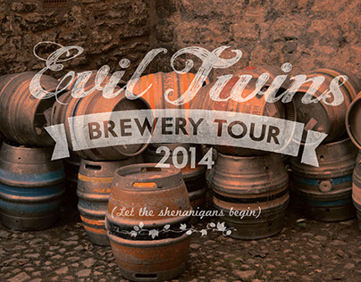 Evil Twins | Brewery Tour