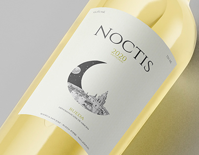 Branding y Packaging | Noctis