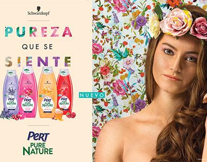 PERT Pure Nature - Shampoo