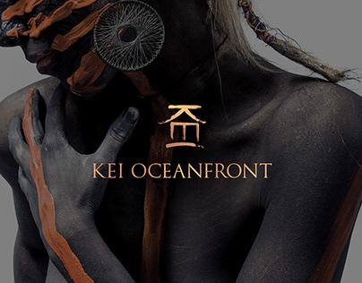 Kei Oceanfront Branding
