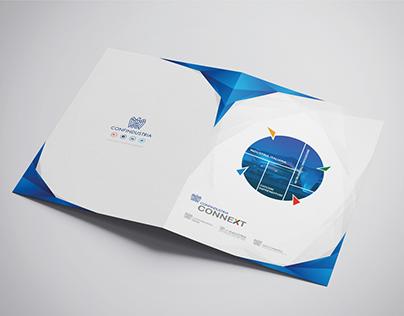 Connext Brochure Design