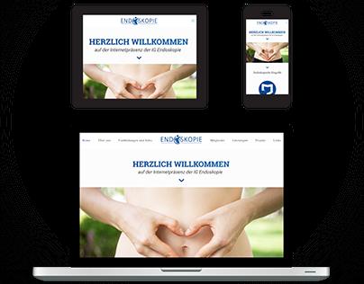 WEB DESIGN: IG-Endoskopie