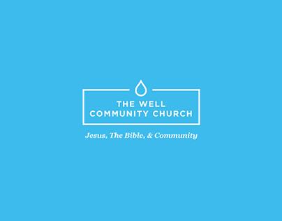 The Well Community Church - Logo & Tagline