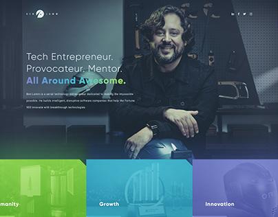 Ben Lamm's Personal Website http://www.benlamm.com