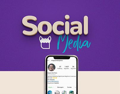 Social Media - Marketing Digital