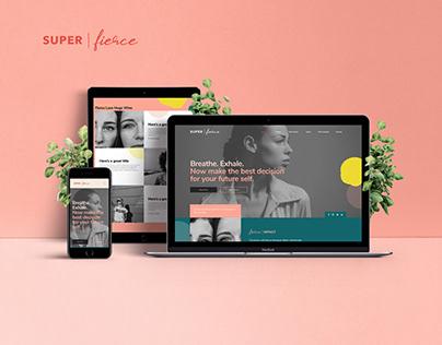 Super Fierce - Branding Project