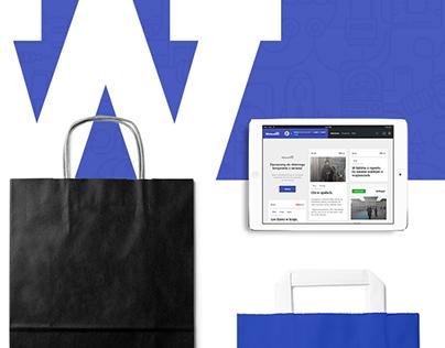 Webnalist. Brand.