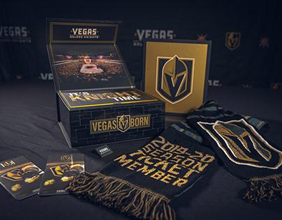 2019-20 Vegas Golden Knights Member Box