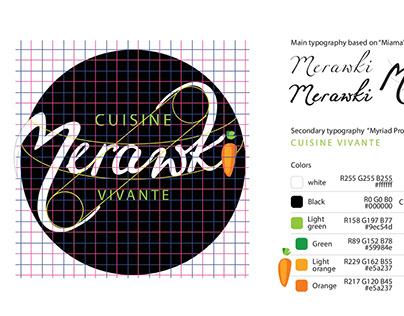 Merawki imagen de marca