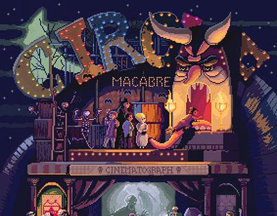 Scene #50: 'Le Cirque Macabre'