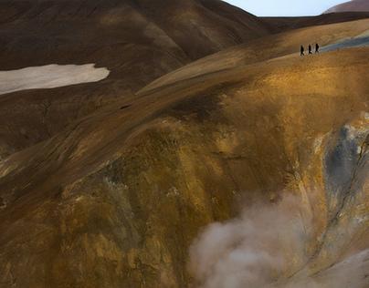 #1 Colors of Iceland. Kerlingarfjöll.