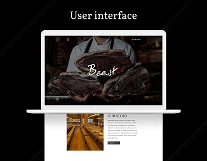 WEB site for BEAST restaurant