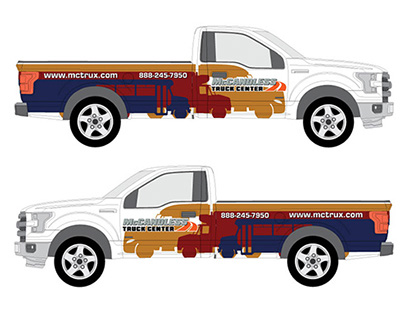 McCandless Fleet Graphics