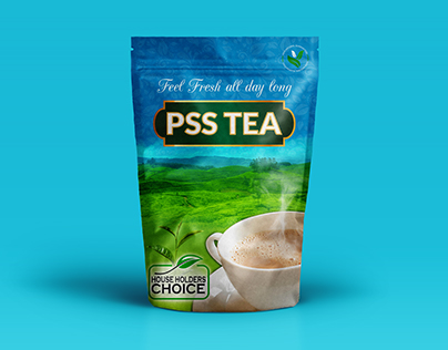 PSS Tea Packaging
