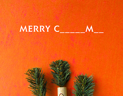 CastellucciMiano // Merry Christmas greetings