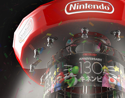 Nintendo 120 Anniversary Exhibition (Student Project)