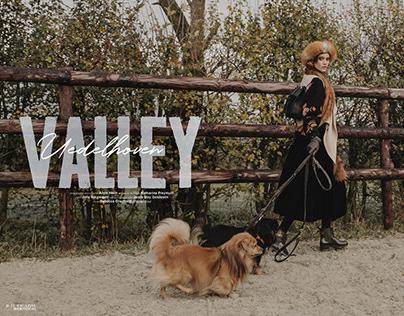 UEDELHOVEN VALLEY for JUTE Magazine