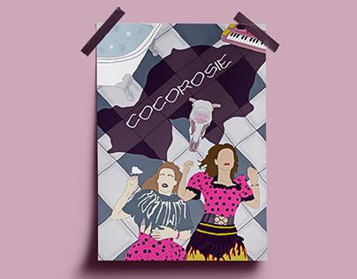 Illustration of CocoRosie