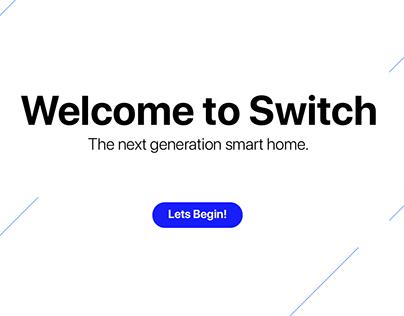 Switch Home UI