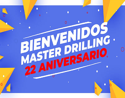 Afiches para Master Drilling