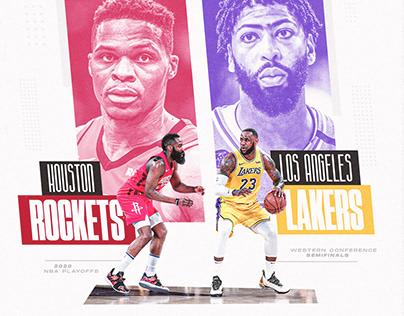 NBA Playoffs | Conference Semifinals