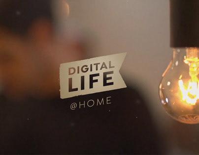 Digital Life @ Home - Animation