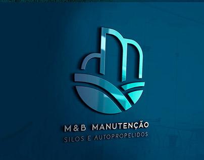 Redesign de Marca M&B Manutenção
