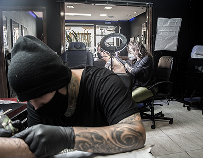 Ritual Tattoo Reloaded