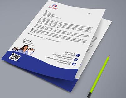 Medical Letterhead Design