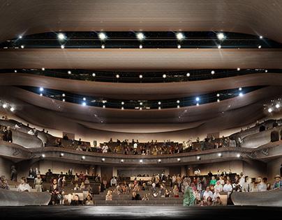 Alliance Theatre Transformation