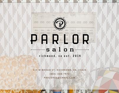 Parlor Salon Website