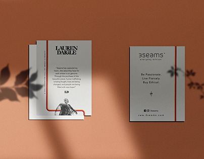 Lauren Daigle & 3seams | Merchandise Design
