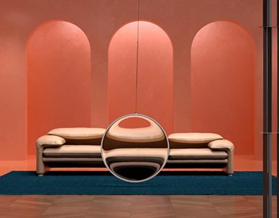 Cassina - Salone del Mobile [Sound Design]